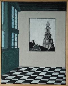 kunstwerk jan uit Oude Groeneveld